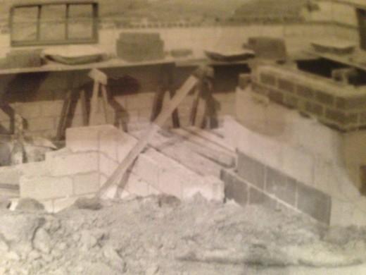 Under construction 1957.