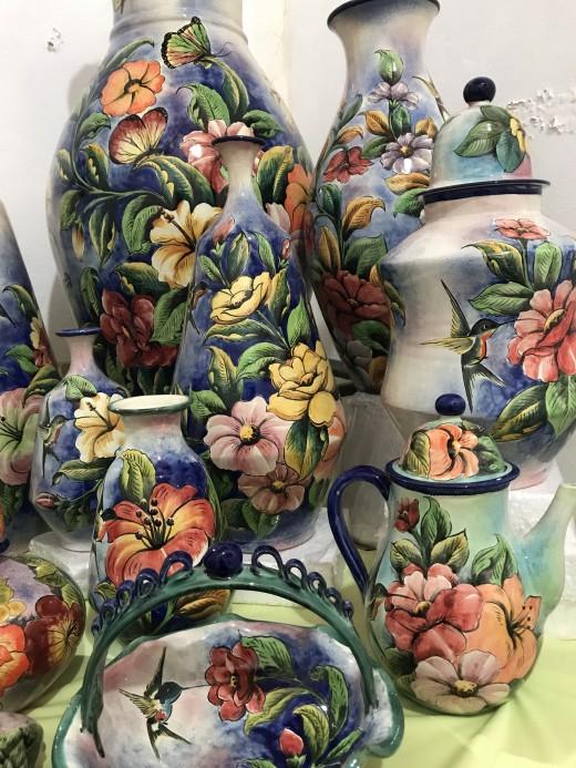 Santa Rosa Pottery