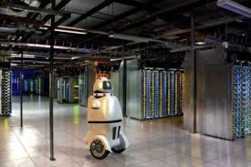 Some prisons and jails in South Korea have robots that do bed checks and other duties pertaining to guarding inmates.