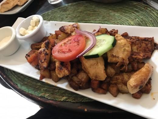 Enchiladas Mineras