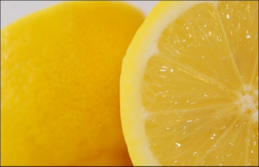 Lemon juice can be used as an effective kitchen and bathroom cleaner.