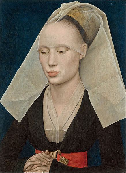 Portrait of a Lady, Rogier van der Weyden
