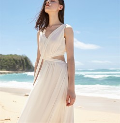 Dress And Tell : The Perfect White Dress