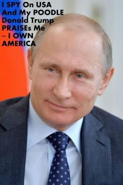 """Donald John Has Crippled NATO ~ What Other """"SECRET Promises"""" Did He Make 2 Vladimir Putin ??"""