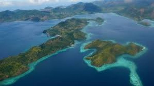 The Philippines covers 120,000 square miles and the country has over 100 million people.