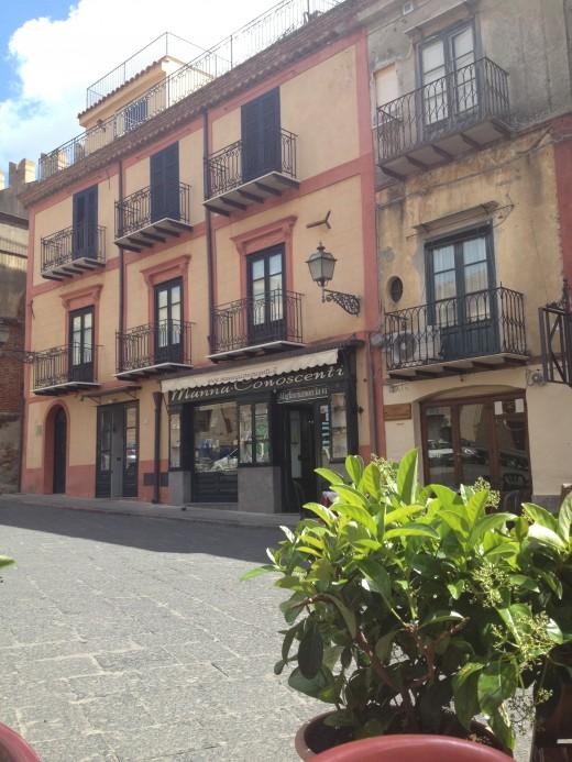 Manna Store in Castelbuono