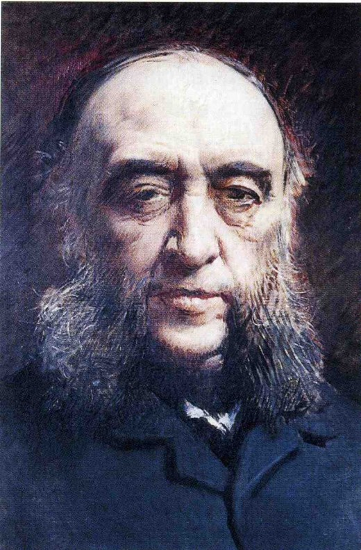 One can say a lot of things about Jules Ferry, but his magnificent side burns almost equal the French Empire in size.