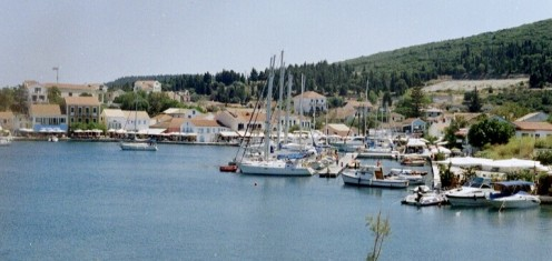 Fiskardo, Kefalonia, Greek Islands