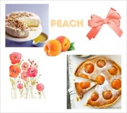Delicious Peach Recipe Ideas