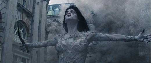 Sofia Boutella as Princess Ahmanet.