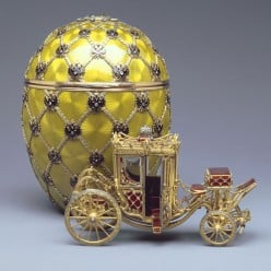 Peter Carl Faberge' and His Stunning, Jeweled Eggs