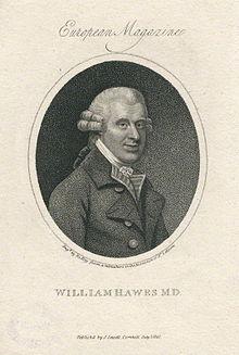 William Hawes