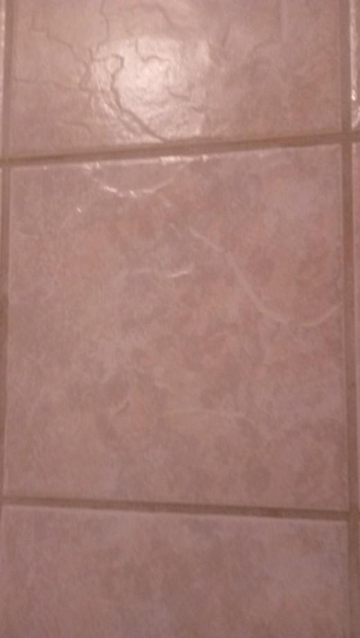 My kitchen tiles look brand new!
