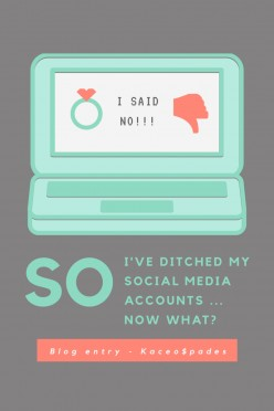 So I've Ditched My Social Media Accounts, Now What?