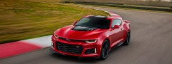 New Chevrolet Camaro ZL1