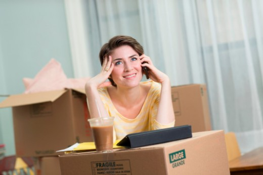 It is very important to keep yourself organized before move. An organized move is certainly a less stressful move.