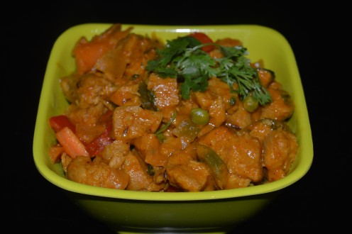 A Guide to Making Vegetable Curry With Soya Chunks or Soya Side Dish