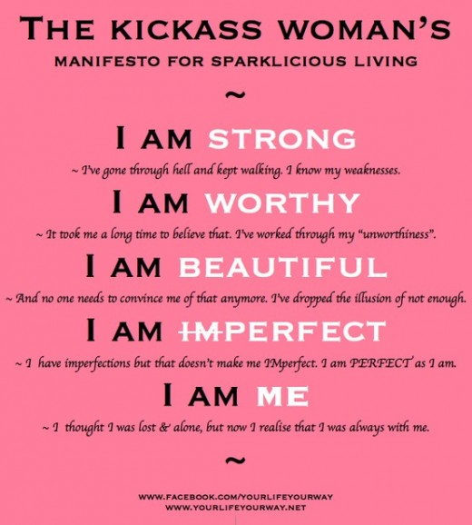 A great Strength quote for Women