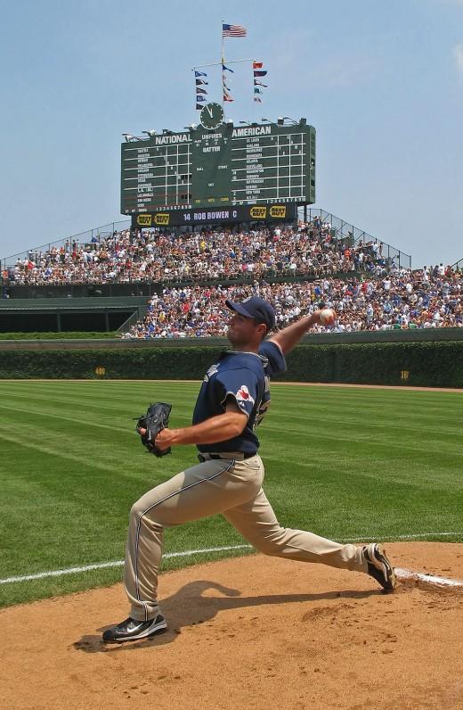 Chris Young's Fastball.