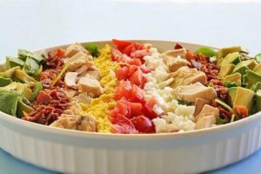 The Original Cobb Salad