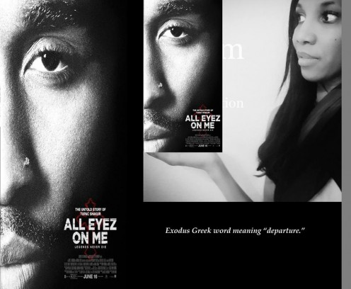 All Eyez on me Premier 2017.