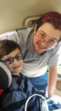 The Fight of His Life Continues:  My Six Year Old Grandson Continues His Fight~A Photo Journal