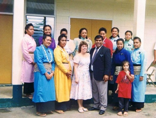 Some of our missionaries Personal photo REK
