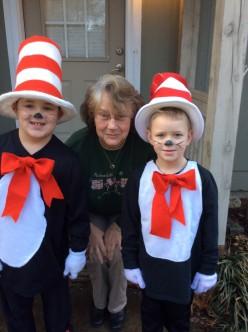 Loving the Grandchildren