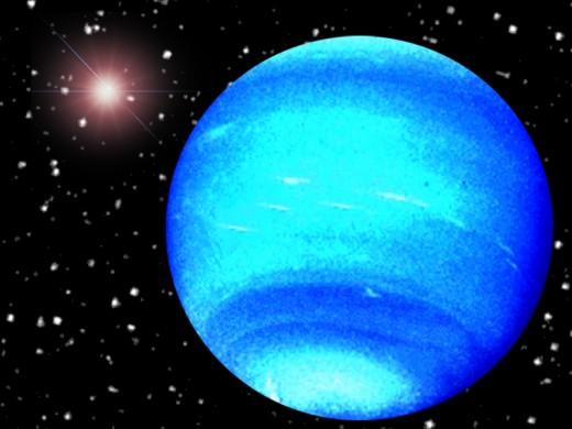Artist impression of Gliese 436 b