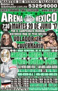 A CMLL Running Diary Before Vacation