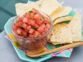 Simple Watermelon Salsa