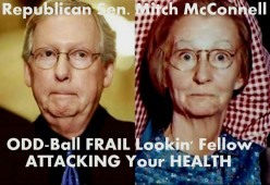"If Not ""EVIL"", How Else Would U Describe The Republican SCHEME 2 Take Away Your Health Insurance?"