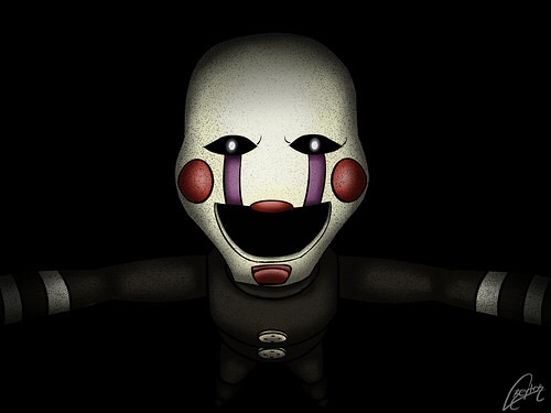 Hugs incoming! Oh, no... Puppet! Why'd you kill my friend?!