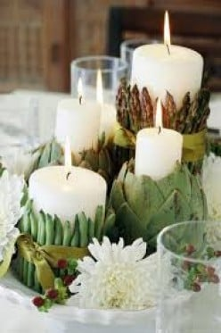 DIY Wedding Centerpiece Ideas