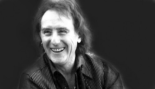 Denny Laine of the Moody Blues  and Paul McCartney and Wings.