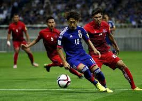 Sports is a big deal in Cambodia and Soccer is one of the biggest sports in the country.