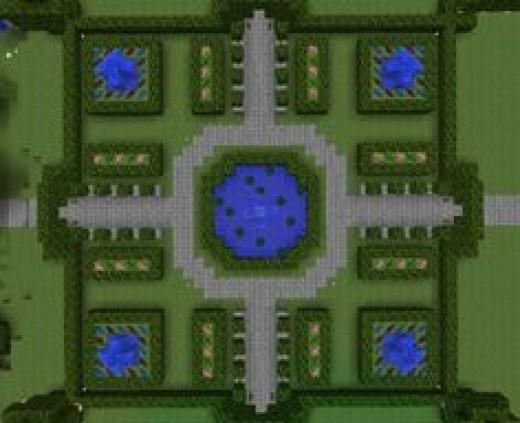 Minecraft Garden Design Sc 1 St HubPages