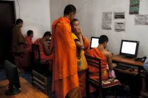 Like almost every country in the world, the internet is used by many people in Laos.