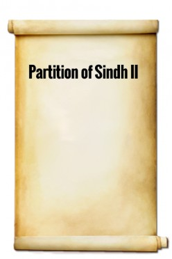Partition of Sindh II (Liberation War of Bangladesh 1971)