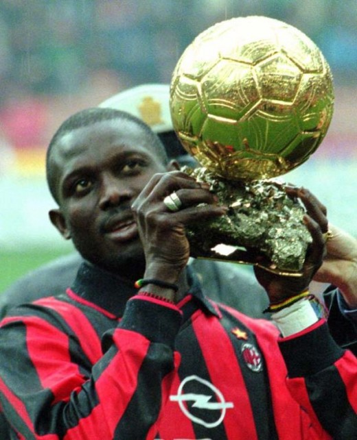 George Weah, the Greatest African Footballer