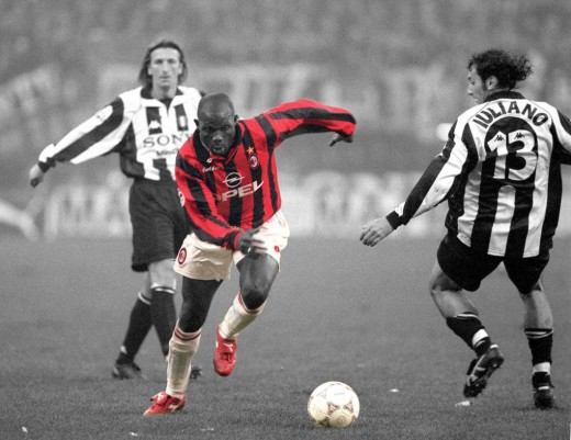 George Weah vs. Juventus