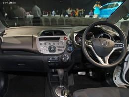 Honda Jazz interiors