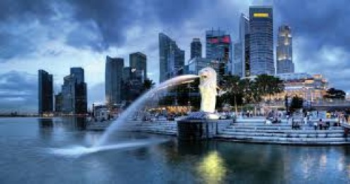 Singapore is a beautiful city-state with amazing and outlandish, at times, shopping and entertainment spots.
