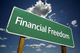 The road to financial freedom.