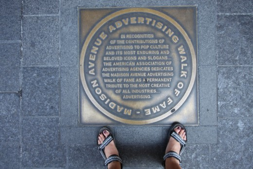 Madison Avenue Walk of Fame - will Phil I. Stein's name be there?