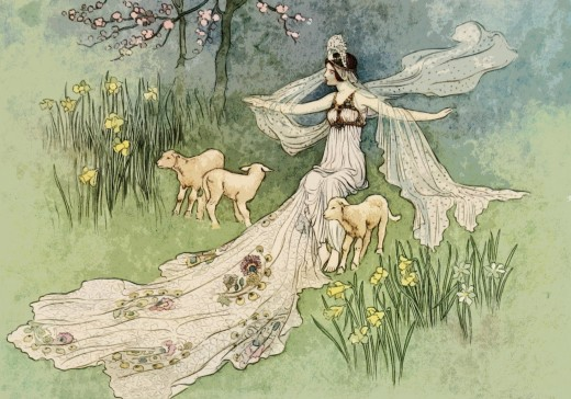 Fairies are land spirits, guardians of the land, and will sometimes retaliate if they feel disturbed or wronged.