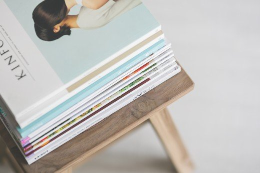 Create your own magazines
