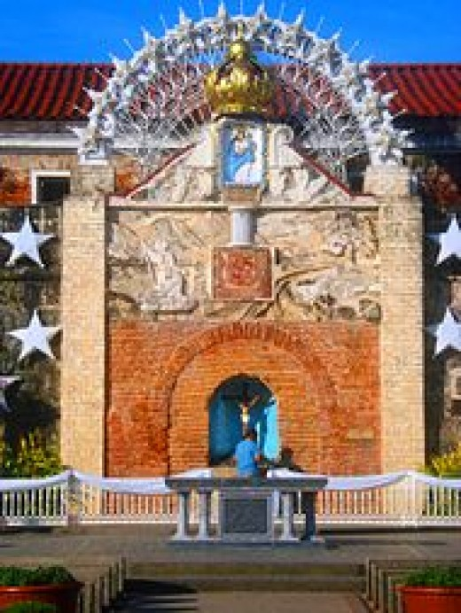 Fort Pilar Shrine