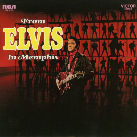 From Elvis in Memphis is the fifteenth studio album by American rock and roll singer Elvis Presley, released on RCA Records