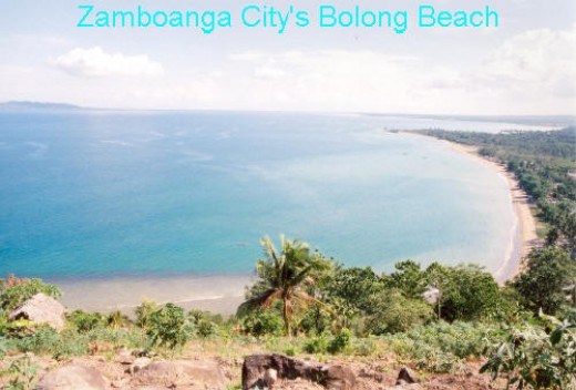 Bolong Beach